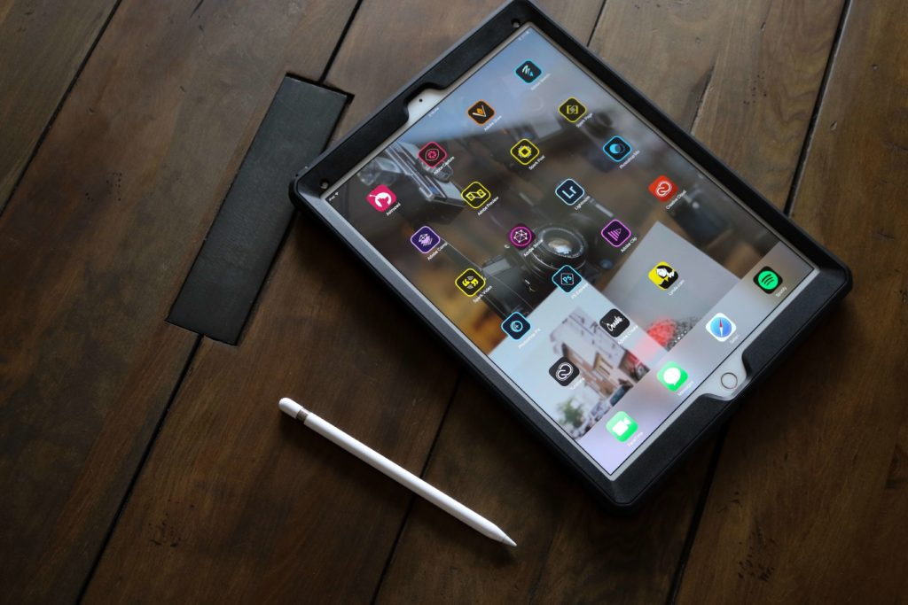 wasson web design tablet