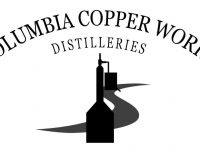 Columbia Copper Works logo Wasson Web Design